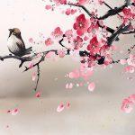 фото Эскизы тату Сакура от 27.01.2018 №015 - Sketches of Sakura tattoo - tatufoto.com