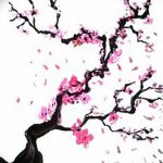 фото Эскизы тату Сакура от 27.01.2018 №032 - Sketches of Sakura tattoo - tatufoto.com
