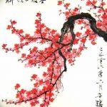 фото Эскизы тату Сакура от 27.01.2018 №108 - Sketches of Sakura tattoo - tatufoto.com