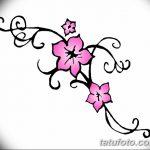 фото Эскизы тату Сакура от 27.01.2018 №121 - Sketches of Sakura tattoo - tatufoto.com