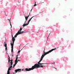 фото Эскизы тату Сакура от 27.01.2018 №146 - Sketches of Sakura tattoo - tatufoto.com