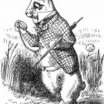 фото Эскизы тату кролик от 09.01.2018 №028 - Sketches of a rabbit tattoo - tatufoto.com