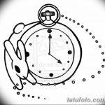 фото Эскизы тату кролик от 09.01.2018 №096 - Sketches of a rabbit tattoo - tatufoto.com