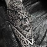 фото тату геометрия от 13.01.2018 №008 - tattoo geometry - tatufoto.com