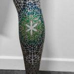 фото тату геометрия от 13.01.2018 №011 - tattoo geometry - tatufoto.com