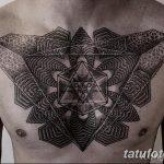 фото тату геометрия от 13.01.2018 №026 - tattoo geometry - tatufoto.com