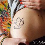 фото тату геометрия от 13.01.2018 №027 - tattoo geometry - tatufoto.com