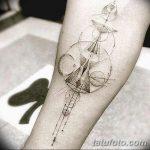 фото тату геометрия от 13.01.2018 №058 - tattoo geometry - tatufoto.com