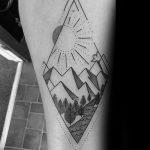 фото тату геометрия от 13.01.2018 №065 - tattoo geometry - tatufoto.com