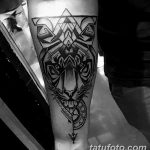 фото тату геометрия от 13.01.2018 №067 - tattoo geometry - tatufoto.com