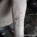 фото тату геометрия от 13.01.2018 №071 - tattoo geometry - tatufoto.com