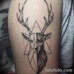 фото тату геометрия от 13.01.2018 №072 - tattoo geometry - tatufoto.com