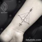 фото тату геометрия от 13.01.2018 №076 - tattoo geometry - tatufoto.com