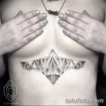 фото тату геометрия от 13.01.2018 №077 - tattoo geometry - tatufoto.com
