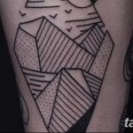 фото тату геометрия от 13.01.2018 №085 - tattoo geometry - tatufoto.com