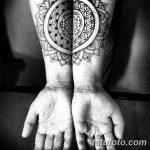 фото тату геометрия от 13.01.2018 №087 - tattoo geometry - tatufoto.com