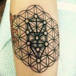 фото тату геометрия от 13.01.2018 №089 - tattoo geometry - tatufoto.com
