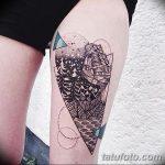 фото тату геометрия от 13.01.2018 №093 - tattoo geometry - tatufoto.com