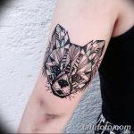 фото тату геометрия от 13.01.2018 №096 - tattoo geometry - tatufoto.com