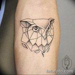 фото тату геометрия от 13.01.2018 №100 - tattoo geometry - tatufoto.com