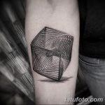 фото тату геометрия от 13.01.2018 №104 - tattoo geometry - tatufoto.com