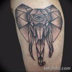 фото тату геометрия от 13.01.2018 №107 - tattoo geometry - tatufoto.com