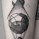 фото тату геометрия от 13.01.2018 №112 - tattoo geometry - tatufoto.com