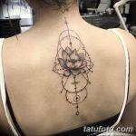 фото тату геометрия от 13.01.2018 №116 - tattoo geometry - tatufoto.com