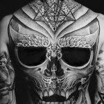 фото тату геометрия от 13.01.2018 №122 - tattoo geometry - tatufoto.com