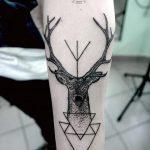 фото тату геометрия от 13.01.2018 №138 - tattoo geometry - tatufoto.com