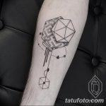 фото тату геометрия от 13.01.2018 №141 - tattoo geometry - tatufoto.com
