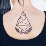 фото тату геометрия от 13.01.2018 №152 - tattoo geometry - tatufoto.com