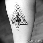 фото тату геометрия от 13.01.2018 №154 - tattoo geometry - tatufoto.com