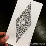 фото тату геометрия от 13.01.2018 №168 - tattoo geometry - tatufoto.com