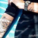 фото тату геометрия от 13.01.2018 №175 - tattoo geometry - tatufoto.com