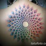 фото тату геометрия от 13.01.2018 №176 - tattoo geometry - tatufoto.com