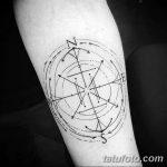 фото тату геометрия от 13.01.2018 №185 - tattoo geometry - tatufoto.com