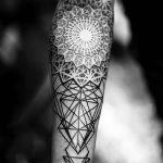 фото тату геометрия от 13.01.2018 №187 - tattoo geometry - tatufoto.com