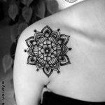 фото тату геометрия от 13.01.2018 №188 - tattoo geometry - tatufoto.com