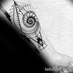 фото тату геометрия от 13.01.2018 №195 - tattoo geometry - tatufoto.com