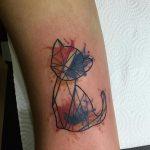 фото тату геометрия от 13.01.2018 №201 - tattoo geometry - tatufoto.com