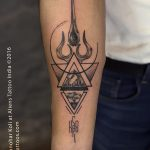 фото тату геометрия от 13.01.2018 №204 - tattoo geometry - tatufoto.com