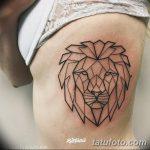 фото тату геометрия от 13.01.2018 №209 - tattoo geometry - tatufoto.com