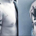 фото тату геометрия от 13.01.2018 №212 - tattoo geometry - tatufoto.com