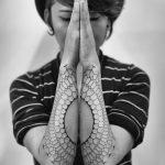 фото тату геометрия от 13.01.2018 №213 - tattoo geometry - tatufoto.com