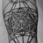 фото тату геометрия от 13.01.2018 №217 - tattoo geometry - tatufoto.com