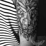 фото тату геометрия от 13.01.2018 №227 - tattoo geometry - tatufoto.com
