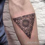 фото тату геометрия от 13.01.2018 №233 - tattoo geometry - tatufoto.com
