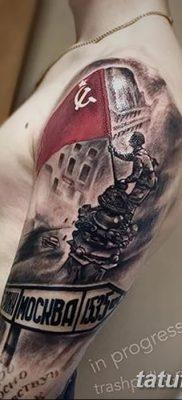 фото тату победа от 22.01.2018 №014 – tattoo victory – tatufoto.com