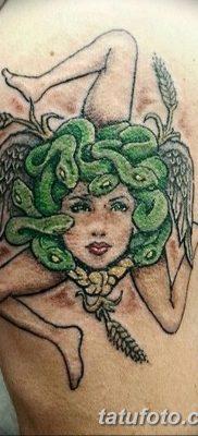 фото тату трискели от 09.01.2018 №060 – triskelion tattoo – tatufoto.com